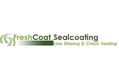 FreshCoat Sealcoating branding