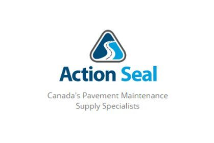 Action Seal branding