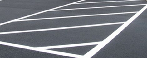 white traffic marking paints