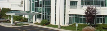 Wisconsin-based office new pavement parking lot