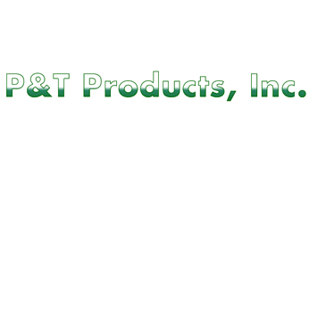 P&T Products, Inc branding