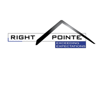 Right Pointe branding