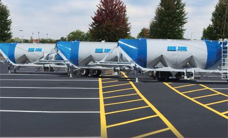 Delivery Fleet for Contractors at Gemseal