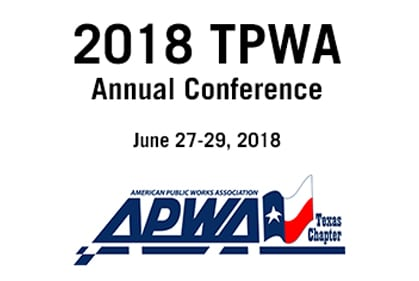 Texas Public Works Association Annual Conference