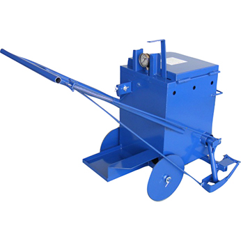 blue melter/applicator